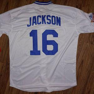 Mitchell & Ness Bo Jackson Throwback Jersey XL